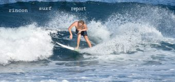 Rincon Surf Report – Thursday, Feb 2, 2017