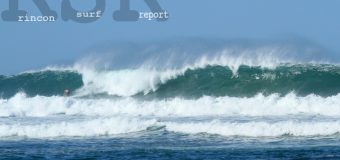 Rincon Surf Report – Sunday, Feb 12, 2017