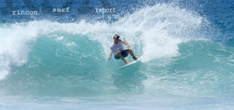 Rincon Surf Report – Feb 15 Afternoon UPDATE