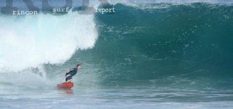 Rincon Surf Report – Thursday, Feb 16, 2017