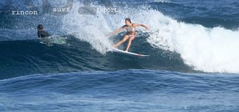 Rincon Surf Report – Wednesday, Feb 22, 2017