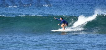 Rincon Surf Report – Friday, Mar 3, 2017