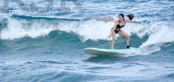 Rincon Surf Report – Sunday, Mar 5, 2017