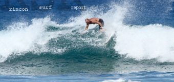 Rincon Surf Report – Thursday, Mar 30, 2017