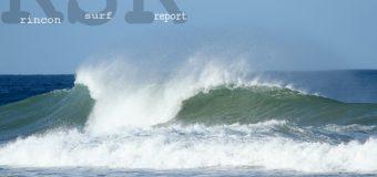 Rincon Surf Report – Wednesday, Mar 8, 2017