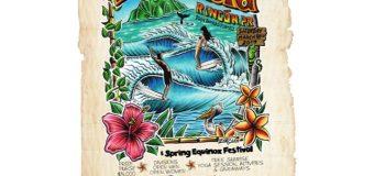 La Primavera Pro Longboard Competition 2017