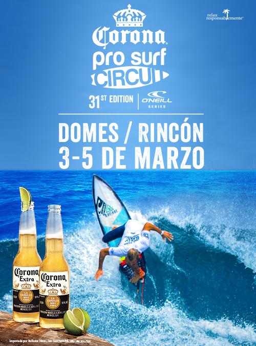 2017 corona surf contest domes