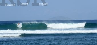 Rincon Surf Report – Monday, Apr 3, 2017