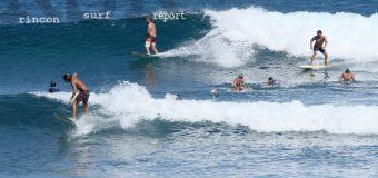 Rincon Surf Report – Friday, Apr 7, 2017