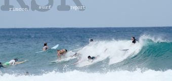 Rincon Surf Report – Monday, Apr 17, 2017