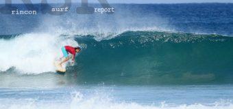 Rincon Surf Report – Wednesday, Apr 19, 2017