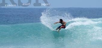 Rincon Surf Report – Sunday, Apr 23, 2017