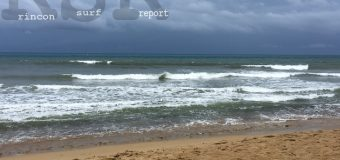 Rincon Surf Report – Sunday, Apr 30, 2017