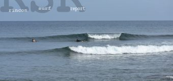 Rincon Surf Report – Monday, May 8, 2017