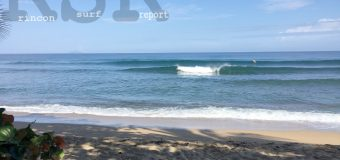 Rincon Surf Report – Tuesday, May 9, 2017