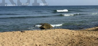 Rincon Surf Report – Monday, May 22, 2017