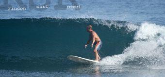Rincon Surf Report – Monday, June 5, 2017