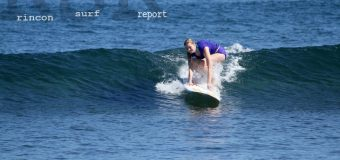 Rincon Surf Report – Wednesday, June 7, 2017
