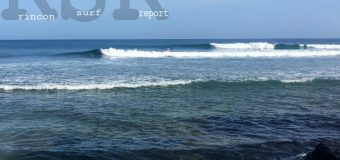 Rincon Surf Report – Wednesday, June 14, 2017