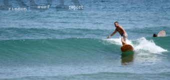 Rincon Surf Report – Thursday, Aug 31, 2017