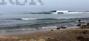 Rincon Surf Report – Wednesday, Sept 12, 2017