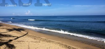 Rincon Surf Report – Monday, Sept 11, 2017