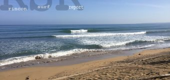 Rincon Surf Report – Tuesday, Sept 12, 2017
