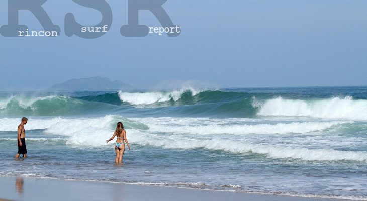 Hurricane Irma - Rincon Surf Report