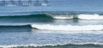 Rincon Surf Report – Friday, Oct 13, 2017