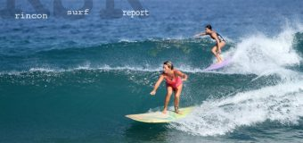 Rincon Surf Report – Friday, Oct 20, 2017