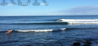 Rincon Surf Report – Monday, Nov 27, 2017