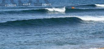 Rincon Surf Report – Sunday, Nov 5, 2017