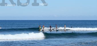 Rincon Surf Report – Sunday, Nov 26, 2017