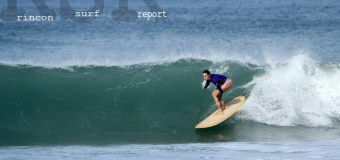 Rincon Surf Report – Thursday, Dec 7, 2017