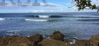 Rincon Surf Report – Wednesday, Jan 24, 2018