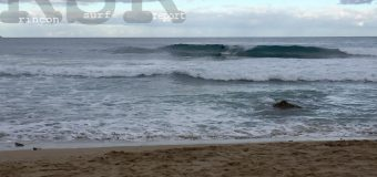 Rincon Surf Report – Thursday, Feb 1, 2018