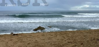 Rincon Surf Report – Monday, Feb 5, 2018