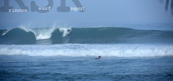 Rincon Surf Report – Friday, Mar 9, 2018
