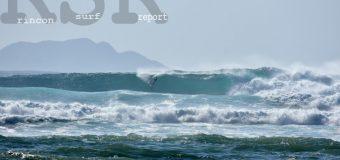 Rincon Surf Report – Wednesday, Mar 7, 2018