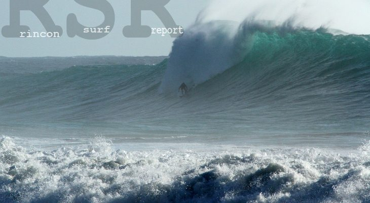 Rincon Surf Report and Wave Forecast for Puerto Rico