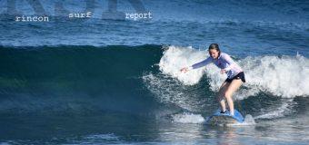 Rincon Surf Report – Monday, Apr 16, 2018