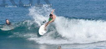 Rincon Surf Report – Saturday, April 14, 2018