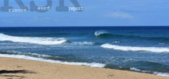 Rincon Surf Report – Tuesday, Apr 24, 2018