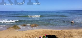 Rincon Surf Report – Sunday, May 13, 2018
