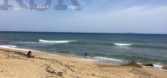 Rincon Surf Report – Thursday, June 28, 2018