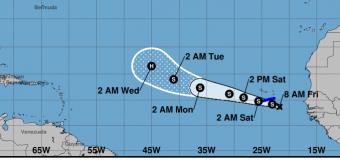 Rincon, Puerto Rico Surf Forecast – Aug 31, 2018