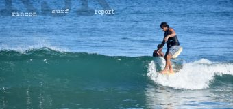 Rincon Surf Report – Sunday, Sept 9, 2018