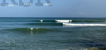 Rincon Surf Report – Thursday, Sept 13, 2018