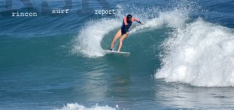 Rincon Surf Report – Wednesday, Oct 3, 2018