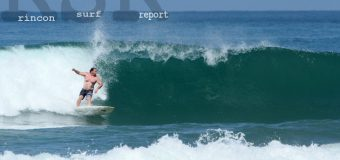 Rincon Surf Report – Monday, Oct 1, 2018